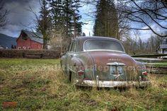 Dodge Among the Patties in Chilliwack, British Columbia