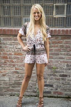 fortuityinc - Too Cool For You Romper , $40.00 (http://www.fortuityusa.com/too-cool-for-you-romper/)