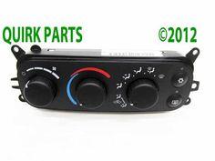 2003-2005 Dodge Ram & 2002-2004 Dodge Dakota AC Heater Control Unit MOPAR OEM #Mopar