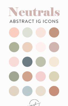 All Details You Need to Know About Home Decoration - Modern Colour Schemes, Color Combos, Color Trends, Cores Rgb, Hight Light, Story Instagram, Instagram Accounts, Neutral Colour Palette, Website Color Palette