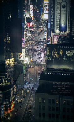 Times Square ,New York