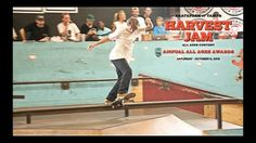 Harvest Jam 2016: Our last All Ages Contest of the year before Tampa Am and it was a good one, with rippers… #Skatevideos #2016 #Harvest