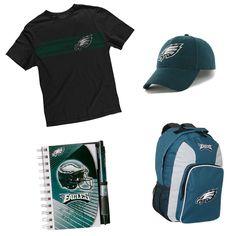 #BackToSchool essentials. #Eagles