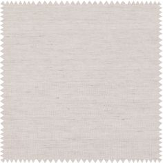"""finely textured linen sheer in cream with brown gently woven through """"Arezzo"""" #linen #sheer #voile #naturalcurtaincompany"""