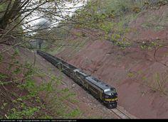 RailPictures.Net Photo: WVC 243 West Virginia Central Railroad EMD FP7 at Spruce, West Virginia by Walter Scriptunas - www.scriptunasimages.com