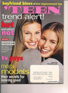 Teen Girl Magazines! Good or Bad?