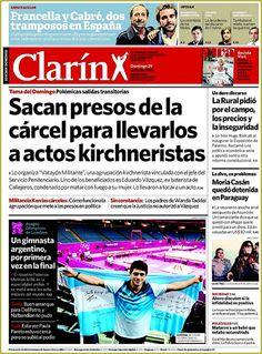 Tapa Clarín 29 07 2012 Vásquez y Vatayón Militante | Flickr - Photo Sharing!