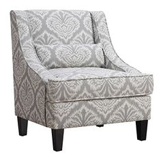 Coaster Home Furnishings 3 Piece Accent Chair and End Table Set *** See this great item. (This is an affiliate link ). Yellow Accent Chairs, White Accent Chair, Small Accent Chairs, Local Furniture Stores, Floral Chair, Teal Chair, Coaster Fine Furniture, Patterned Armchair, Nebraska Furniture Mart