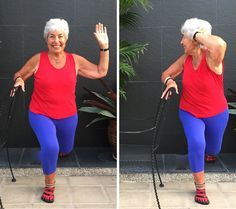 The following moves and games, which emphasize standing balance games for the lower and upper body and core, and can be completed in fewer than 20 minutes. #myDNAFitness #FridayFeeling #activeagers