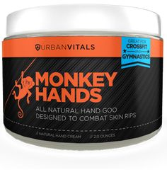 Best stuff ever! - Monkey Hands for Hand Rips #crossfit #gymnastics