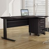 Found it at Wayfair Supply - Pierce Height Adjustable Desk Shell