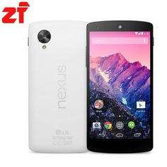 LG Nexus 5 Original 16g Unlocked Android phone Quad-core GSM 3G&4G WIFI GPS  8MP D820 / D821   Free shipping