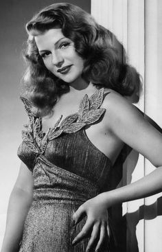 gatabella:  Rita Hayworth, Down To Earth, 1947