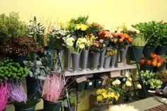 Ruime keuze snijbloemen