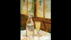 Demon in a bottle Vincent Van Gogh painted Still Life With Absinthe in 1887. Some think the drink drove him to cut off his ear and inspired the vivid greens in his work. (Wikimedia Commons)