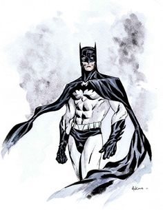 Batman by Mike McKone
