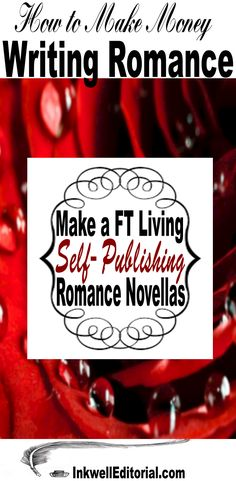 How to Make a FT Living Writing & Self-Publishing Romance Novellas -- and Other Romance Writing Insights are shared in this interview with writer and indie publisher, Yuwanda Black, who has written and self-published over 40 romance novellas.