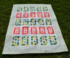 Happy Quilting: Bloggers Quilt Festival - First Date