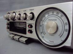 Pioneer Car stereo hi-fi pioneer audiophile audio anaogaudio hifi hifiaudio hobby vintageaudio vintage retro retrosound Pioneer Car Stereo, Alpine Audio, Radios, Gadgets, Car Audio Systems, Hifi Audio, Audiophile, Fujifilm Instax Mini, Retro Vintage