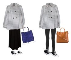"""""""Untitled #13"""" by fancywan on Polyvore featuring Acne Studios, Converse, Just Cavalli, Ralph Lauren and Balenciaga"""