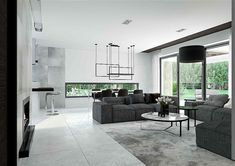 Projekt domu HomeKoncept-31 142,19 m2 - koszt budowy - EXTRADOM Villa Design, House Design, Modern Family House, House Plans Mansion, Custom Built Homes, Types Of Houses, Planer, My House, How To Plan