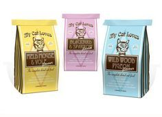 Pet food packaging is no longer just plain bulk paper bags or cardboard boxes. Dog Food Packaging should be attractive with beautiful design.
