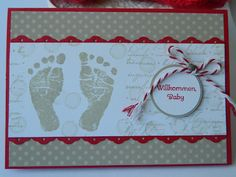 made by sannshine - Baby Card