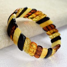 Baltic Amber Amber bracelet Amber bracelet for Adults Men