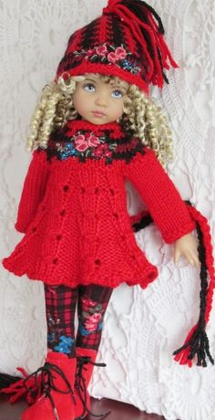 Effner Little Darling Dolls Handmade Outfits