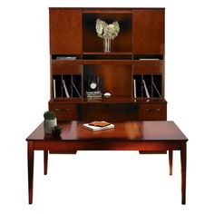 Found it at Wayfair - Sorrento Series 4-Piece Standard Desk Office Suite