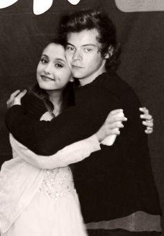 Hariana! Harry Styles and Ariana Grande :) xx