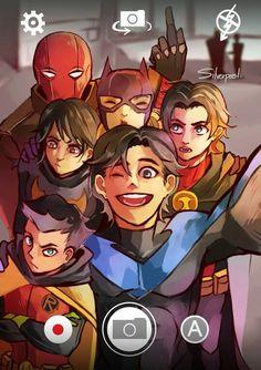 Batfamily                                                                                                                                                                                 Más