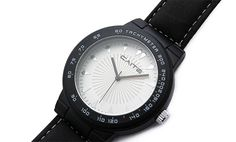 Get 47% #discount on Augie CT170G Classic Ladies Leather Watch