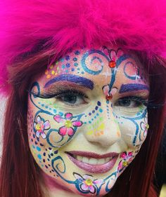Soja Tante Make-up von Ingrid Breugelmans - # Sôk . - Famous Last Words Hobbies For Women, Hobbies To Try, Hobbies That Make Money, Arabesque, Piercings, Fantasy Make Up, Up Costumes, Moda Emo, Man Fashion