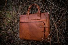 Leather BriefcaseLeather Laptop BagLeather par TimeResistance