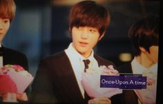 Once Upon A Time ‏@OnceUpon1992 1h 130927 Flower boy 우리 명수 pic.twitter.com/tmSsYvfKzC