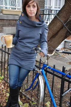 SALE+Rosemont+Sweater+by+LittleHouses+on+Etsy,+$106.00
