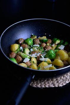 Sprouts, Vegetables, Food, Essen, Vegetable Recipes, Meals, Yemek, Veggies, Eten