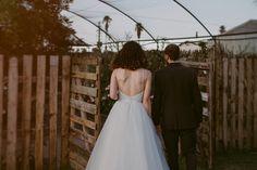 Kirsty and Thiago at Ludwig's Roses Pretoria Pretoria, One Shoulder Wedding Dress, Roses, Weddings, Couples, Wedding Dresses, Photos, Photography, Bride Dresses