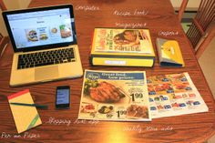 Yours Truly: How I Meal Plan & Grocery Shop Part 2: At Home + App Recommendations