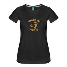 dream team T-Shirt | Hunde T-Shirts |  Shirts und Geschenke für Hundefreunde