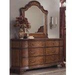 $1785.00  PULASKI Furniture - Solana Dresser and Mirror - 970100-970110