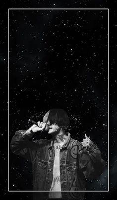 Rap Wallpaper, Black Wallpaper, Aesthetic Iphone Wallpaper, Aesthetic Wallpapers, Mobile Wallpaper, Lil Peep Lyrics, Lil Peep Beamerboy, Lil Peep Hellboy, Doja Cat
