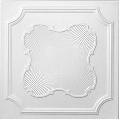 Hmm interesting - Styrofoam Ceiling Tiles to cover a popcorn ceiling