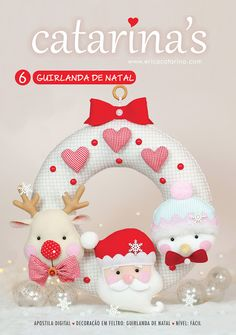Toy Art, Erica Catarina, Crochet Bows, Diy, Dolls, Christmas Ornaments, Holiday Decor, Crafts, Html
