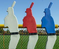 The Designated Hitter | Baseball-Softball Hitting Dummy