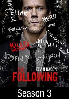 The Following: Season 3 found on Endorfyn.