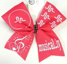 My Bow is My Crown My Gym is My Castle Pink and Blue Sublimated Cheer Bow Cute Cheer Bows, Cheer Hair Bows, Cheer Mom, Big Bows, Volleyball Bows, Cheerleading Bows, Cheer Stunts, Dance Bows, Cheer Dance