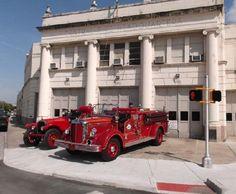 San Antonio Fire Museum 801 E. Houston St., San Antonio, TX 78205