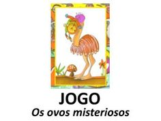 PPT - Os ovos misteriosos PowerPoint Presentation - ID:5053668 Cobra, Ppt, Toddler Learning Activities, Toddler Activities, Colored Eggs, Kids Reading, Children's Literature, Kid Activities, Digital History